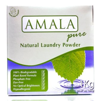 Amala Pure Natural Laundry Powder 1kg Price Philippines