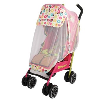 Harga Baby Strollers General Special Full Face Mosquito Shield Ventilation - intl
