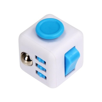 Harga Fidget Cube Toys for Girl Boys Puzzles & Magic Cubes Anti Stress - intl