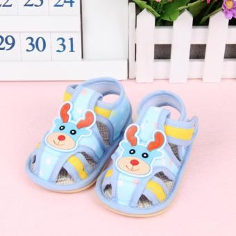 Harga Fisher-price Fawn shoes blue