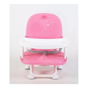 Harga Foldable Plastic Baby Chairs Furniture for Children Kids (pink)