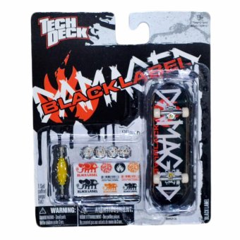 Tech Deck Blacklabel 20052136 Fingerboard Skateboard Toy Price Philippines