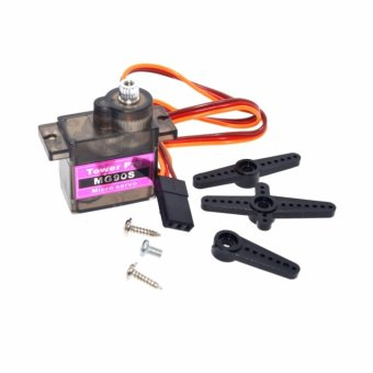 Harga TowerPro MG90s Metal Geared Micro Servo