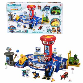 Paw Patrol Parking Lot Winter Series Xz-356 - intl Price Philippines
