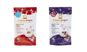 Harga Happy Baby Happy Yogis Bundle of Strawberry and Mixed Berry