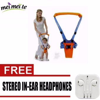 Moby Baby Moon Walker Safety Harness with FREE Stereo Headset Price Philippines