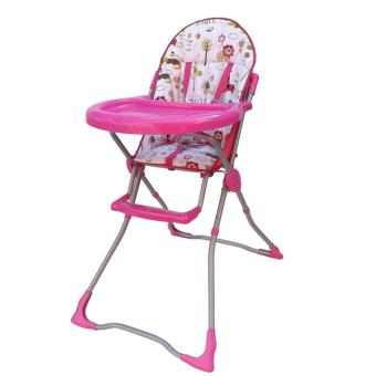 Harga High Chair Fortune Rich - 6815 (pink/Animal)