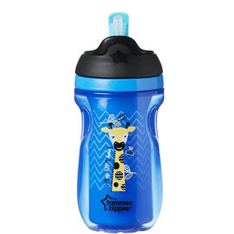 Tommee Tippee Active Flip up Straw Cup (Blue) Price Philippines