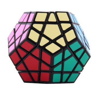 OH 1pc New 12-side Megaminx Magic Cube Puzzle Twist Toy 3D CUBE Education Gift Price Philippines