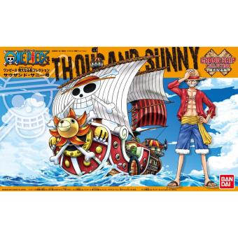 One Piece Thousand Sunny Grand Ship Collection Price Philippines