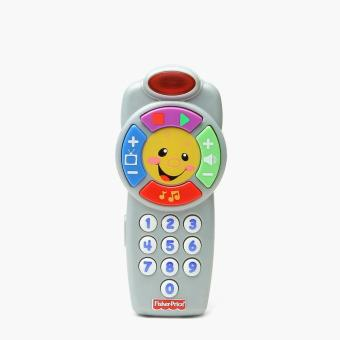 Harga Fisher Price Click n Learn Remote
