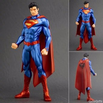 ARTFX+ SuperMan NEW52 version of the Justice League Superman 1/10 Boxed Set - intl Price Philippines