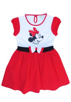 Minnie Mouse Dress (White) Price Philippines
