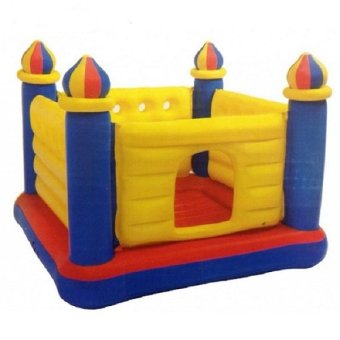 Toy Collections Jump-O-Lene Castle Bouncer Activity Playmat (Multicolor) Price Philippines