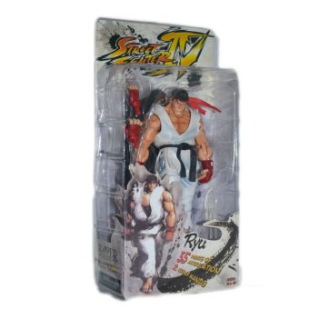 Harga Street Fighter IV Ryu Action Figure