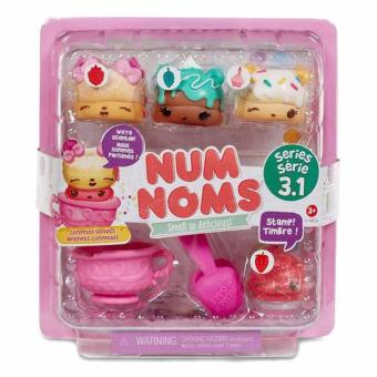 Num Noms Series 3.1 Confetti Donuts Price Philippines