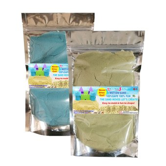 Motion Sand Natural and Blue Color Sand Price Philippines
