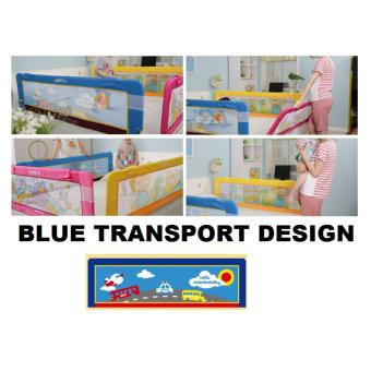 Fortress Baby Safety Mambo Bed Rail Blue Transport Design (1.5m EMBEDDED) Price Philippines