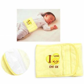Adjustable Baby Warm Belly Band (Yellow Chick) Price Philippines