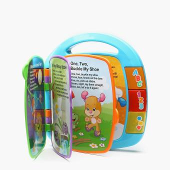 Harga Fisher Price Infant Storybook Rhymes