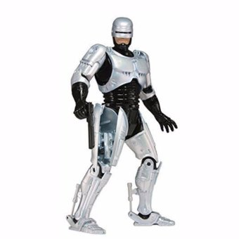 "NECA 7"" RoboCop Holster Action Modelo Toy Figure Collection Halloween Gift - intl Price Philippines"