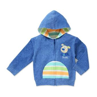 Cotton Stuff - Jacket With Hood (Cool Dude) Price Philippines