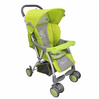 Legendary Babe T400 Simple Lightweight Baby Stroller (Green) Price Philippines