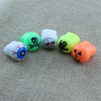 TTLIFE Kids Halloween LED Rings Luminous Rings Childrens Toy Sent Random Price Philippines