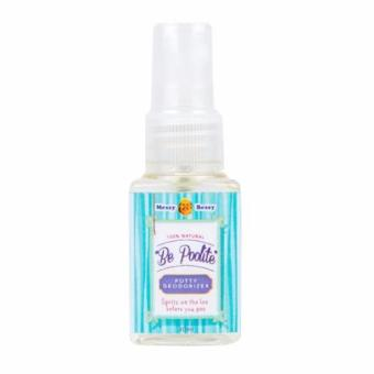 Harga Messy Bessy Be Poolite Potty Deodorizer 30 ml