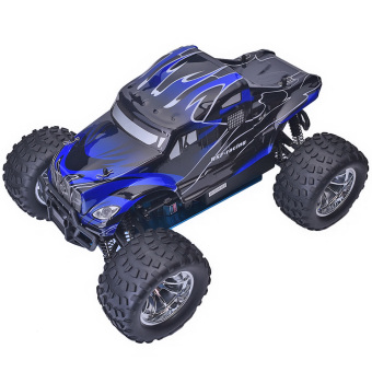 GETEK HSP 1/10 Scale Nitro Gas Power Off Road 4wd High Speed Remote Control Car Monster Truck 94188 (Multicolor) Price Philippines