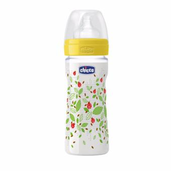 Chicco Well Being Bottle 250ml-Uni Sil Med Flow Price Philippines