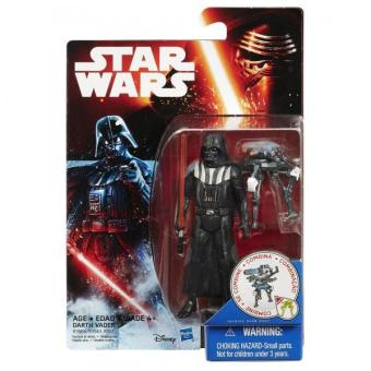 Harga Star Wars The Empire Strikes Back 3.75-Inch Figure Snow Mission Darth Vader