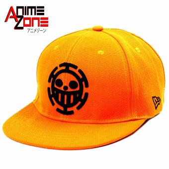 ANIME ZONE One Piece Anime Heart Pirate Trafalgar Law Unisex Fashionable Snapback Cosplay Cap Price Philippines