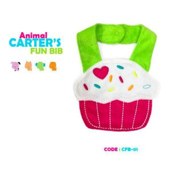 New 2017 Carter Baby Fun Bib - CPB-01 Price Philippines