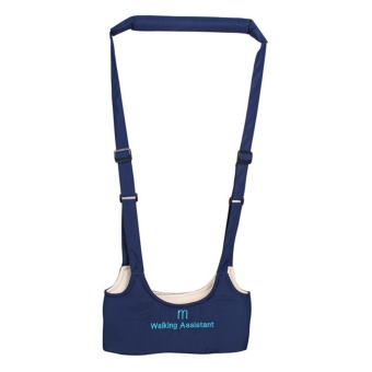 Breathable Toddler Walking Helper Handheld Learning Walking Assistant for Babies of 6-14 Months -Navy - intl Price Philippines