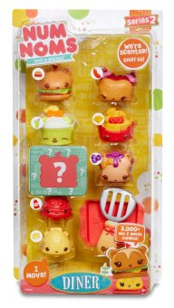 Num Noms Deluxe Pack Diner Series 2 Price Philippines
