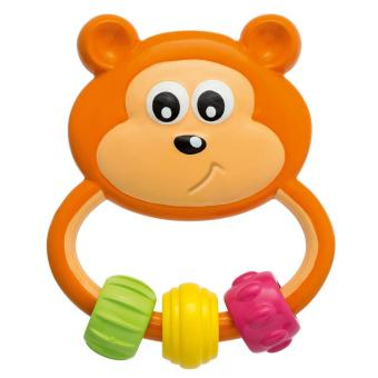 Harga Chicco Easy Grasp Rattle-Bear