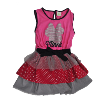 Minnie Mouse Dress (Pink) Price Philippines
