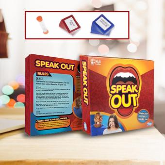 Harga Speak Out Game