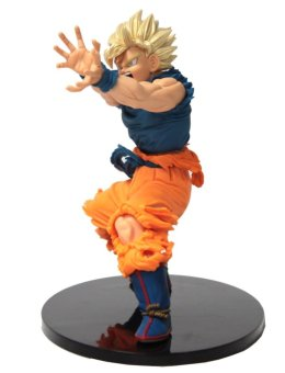 Harga Dragon Ball Z Super Saiyan Goku Action Figure