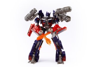 Toy Collections Optimus Prime (Multicolor) Price Philippines
