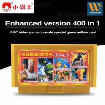 Harga Wawawei 8 bit game cartridge classical game card 400in1 no repetition games for FC video game console