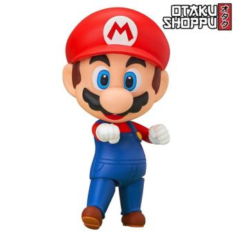 Harga Nendoroid No. 473 - Super Mario Bros. Mario Mini Video Game Figure