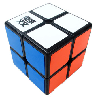 Harga 360WISH MoYu LingPo 2x2x2 Black Magic Cube Puzzle for Speed Solving