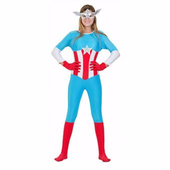 Captain America Woman Costume Price Philippines