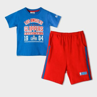 NBA Boys 2-Piece Clippers Shorts Set Price Philippines