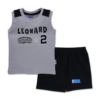 NBA Baby - Muscle Shirt and Shorts Set (Leonard 2) Price Philippines