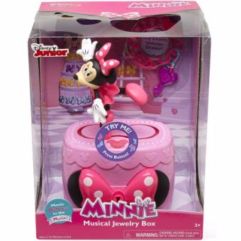 Minnie Mouse Musical Jewerly Box Price Philippines