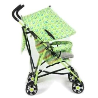 Harga LOVE&HOME Foldable Baby Stroller (Green)