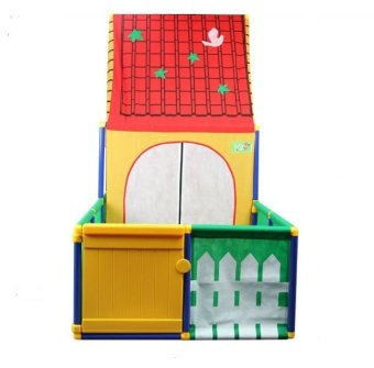 Toy Collection Sunny House Playhouse (Multicolor) Price Philippines